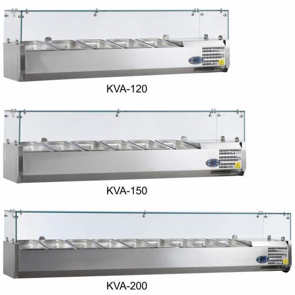Kühlaufsatz KVA-150 GN 1/2 - Esta