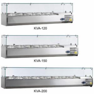 Kühlaufsatz KVA-160 GN 1/2 - Esta