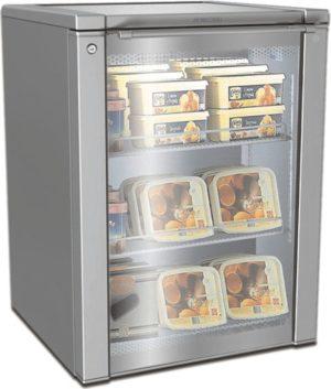 Edelstahl-Tiefkühlschrank NX 130 - Framec