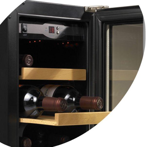 Weinkühlschrank L 80 G-W - Esta