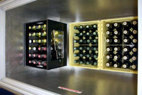 Kühltruhe CABC 61 - Esta