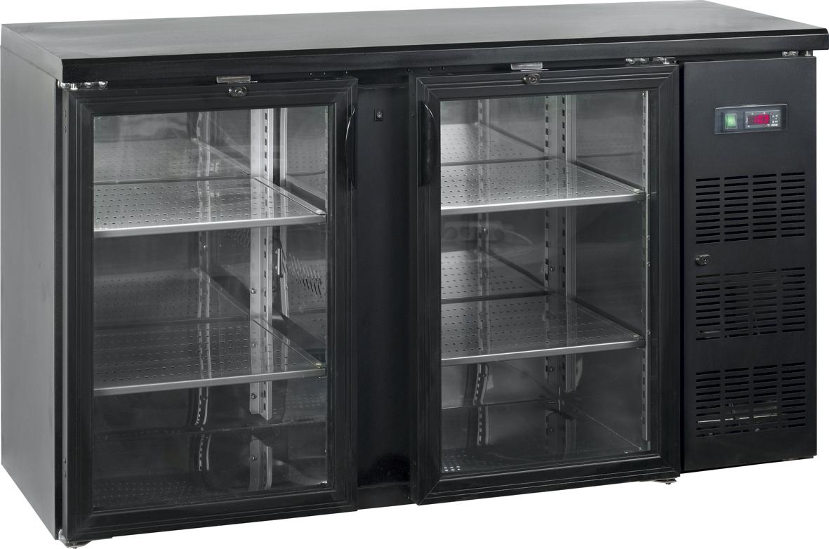 Backbar-Kühlschrank CBC 210 G – Esta