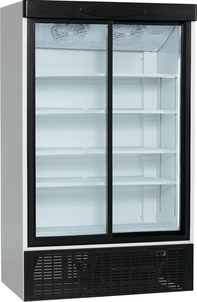 glasschiebet ren k hlschrank sl 1202 g esta produkte. Black Bedroom Furniture Sets. Home Design Ideas