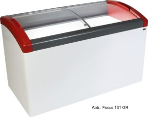 Tiefkühltruhe Focus 151 GR - Esta