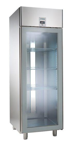 COOL-LINE Glastür Kühlschrank KU 702 G Base
