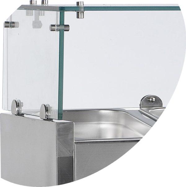 Kühlaufsatz KVA-180 GN 1/2 - Esta