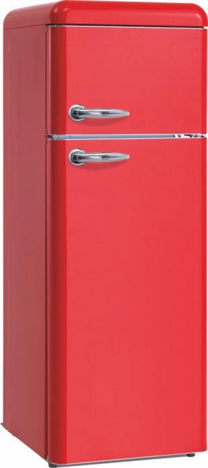 Kühl-Tiefkühlkombination RKF201-Retro - Esta