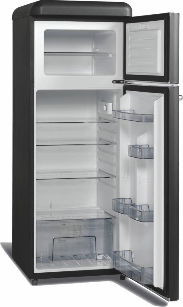Kühl-Tiefkühlkombination RKB201-Retro - Esta