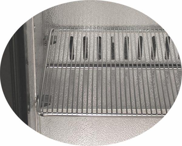 Backbar-Kühlschrank BA 100 G - Esta