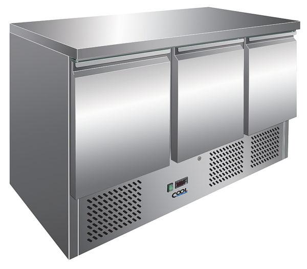 Kühltisch Nordcap KT 13-3T