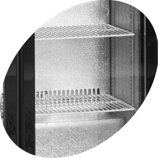 Unterbaukühlschrank DB 200 G - Esta