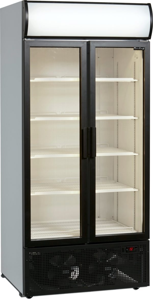 Glastür-Kühlschrank HL 890 GL - Esta