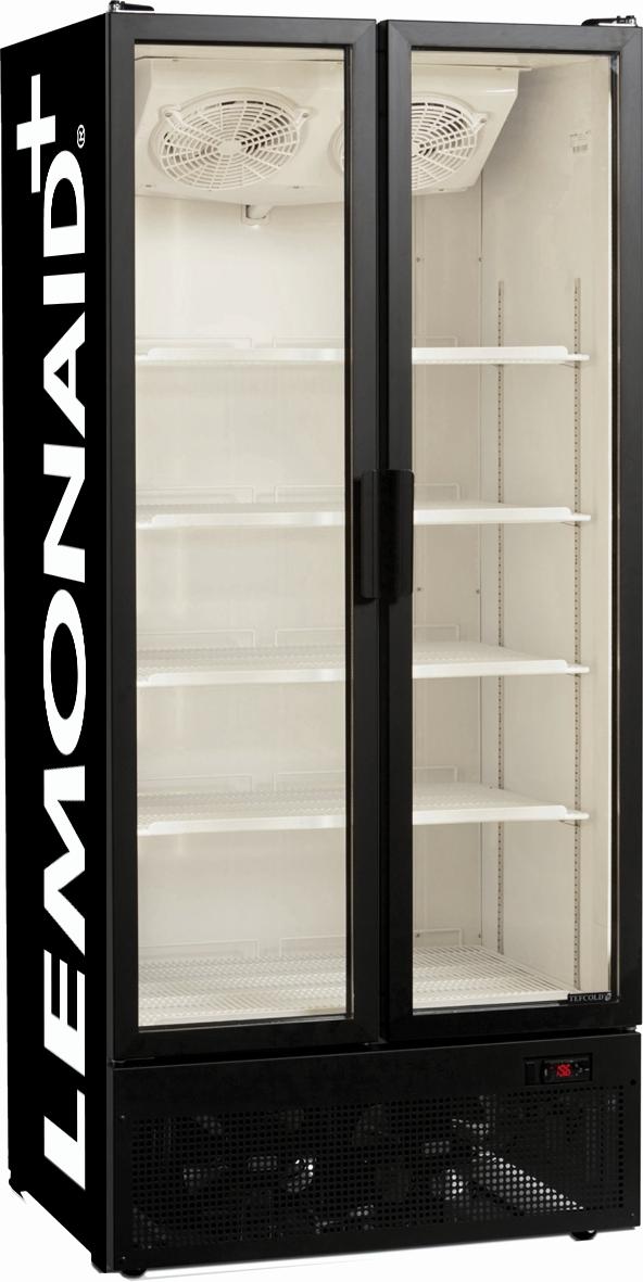 Glastür-Kühlschrank HL 890 G - Esta