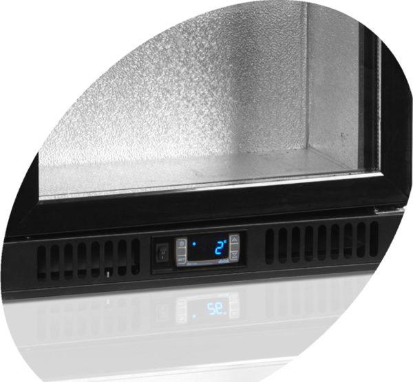 Backbar-Kühlschrank BAS 200 GE - Esta