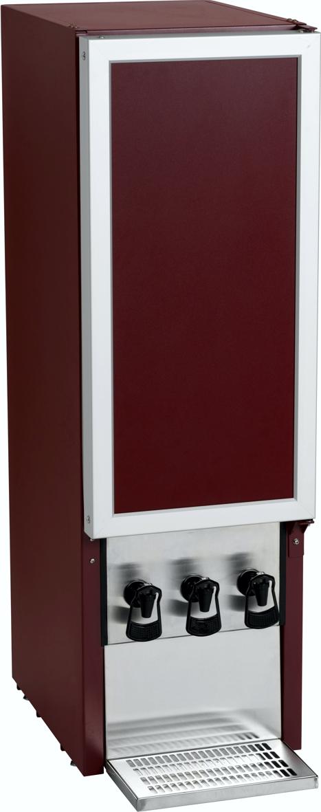 Wein-Dispenser-Kühlschrank DKS 95-3TC