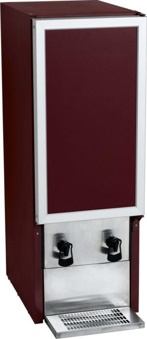 Wein-Dispenser-Kühlschrank DKS 95-2TC