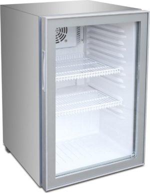 Kühlschrank Counter 68-Silver - iarp