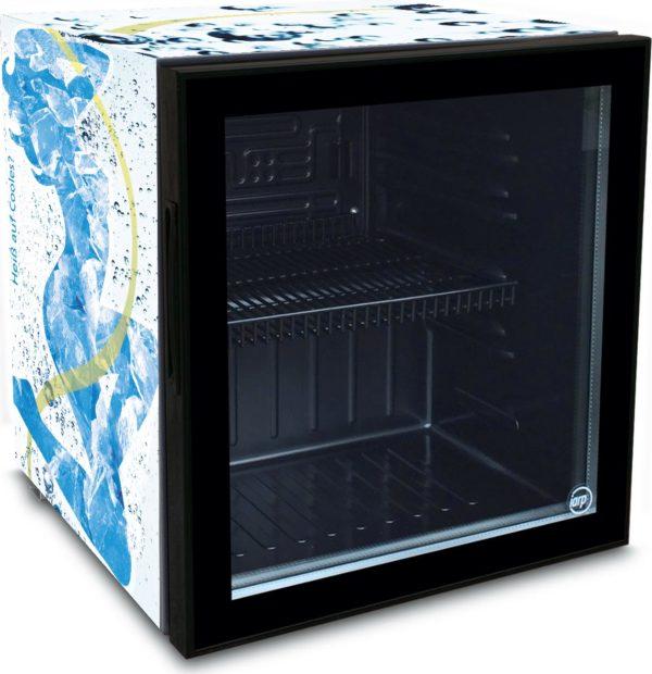 Kühlschrank Counter 50-Black - iarp