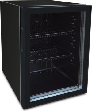 Kühlschrank Counter 68-Black - iarp