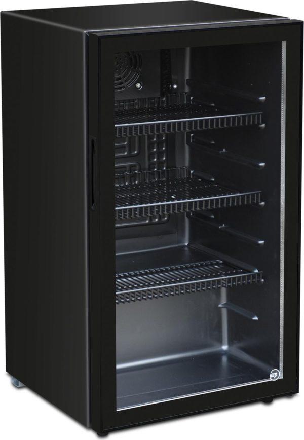 Kühlschrank Counter 98-Black - iarp