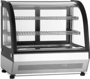 Kühlvitrine LCT 750C-black - Esta