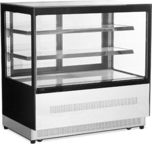 Kühlvitrine LPD 1200F-black - Esta