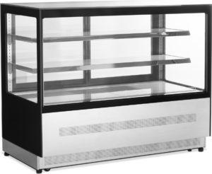 Kühlvitrine LPD 1500F-black - Esta