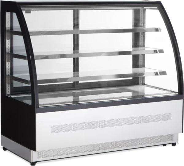 Kühlvitrine LPD 1500C-black - Esta