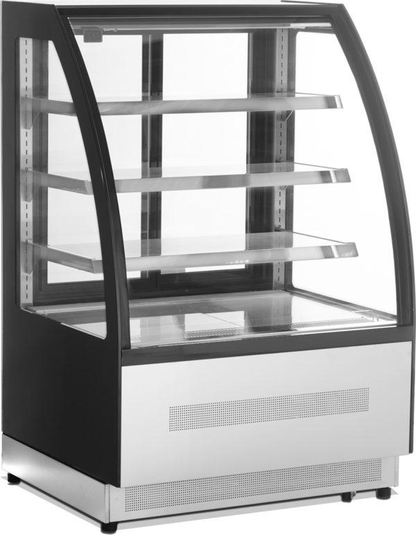 Kühlvitrine LPD 900C-black - Esta