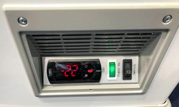 Tiefkühltruhe XS 701E - Esta