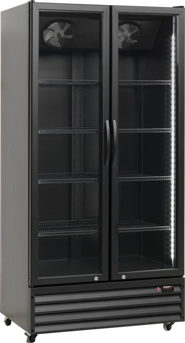 Kühlschrank SD 826Eblack - Esta