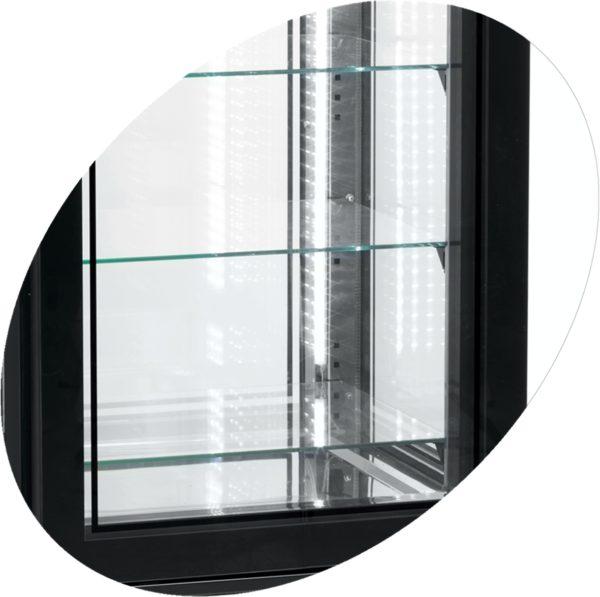 Kühlvitrine UPD 400-C - Esta