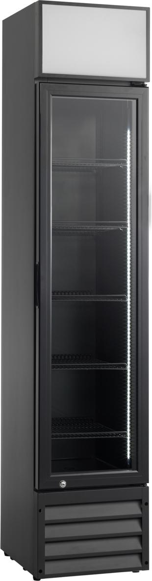 Kühlschrank SD 217Eblack - Esta