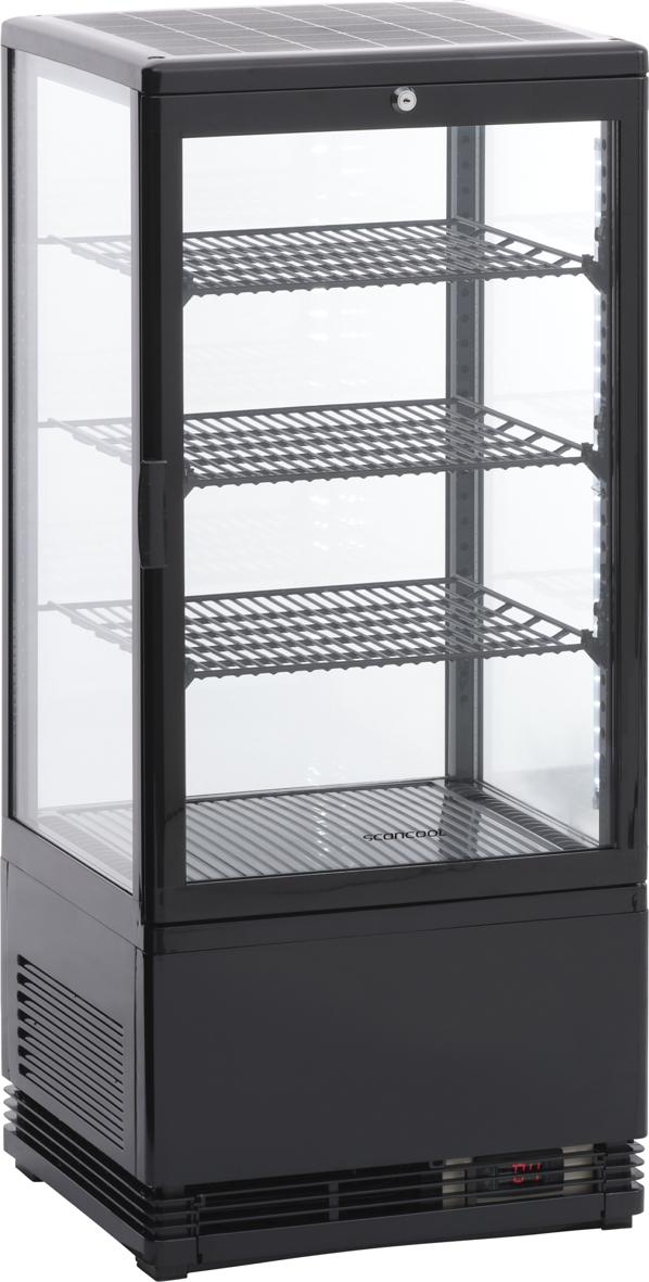 Kühlvitrine RT 82BE - Esta