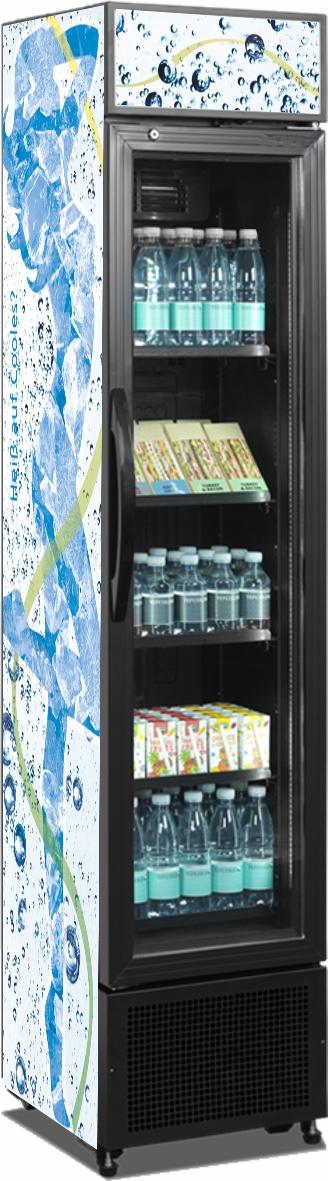 Kühlschrank L 175 GLSS-LED - Esta